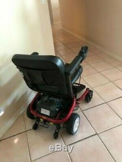 Literider Ptc Mobilité Électrique Powerchair D'or Technologies Gp162
