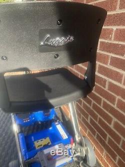 Luggie Compact Électrique Pliant Scooter Électrique Mobilité Chaise Freerider / Non Batt