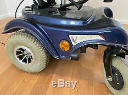 Marque New Liberty Mobility Scooter 312 Chaise Électrique Bleu Fauteuil Roulant Électrique Prid