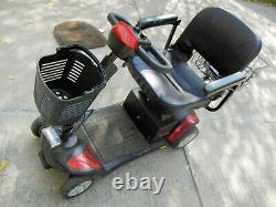 Mega Motion Rascal Elite II 4 Wheel Mobility Scooter, Power Chair Modèle R103