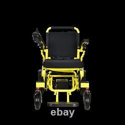 Meilleur Fauteuil Roulant Électrique, Portable Motorisé Pliable Puissance Fauteuil Roulant Scooter