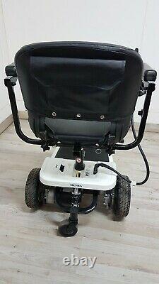 Meyra 1.064 Scooter Zuhause E-rolli Elektromobil Einfach Zerlegbar Topzustand 1a