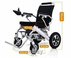 Mobile Lightweight Électrique Fauteuil Roulant Électrique Mobilité Médicale Scooter Fda Apprvd