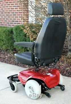 Mobilité Électrique Scooter Chaise Shoprider Streamer Nouvelles Batteries Belle Chaise