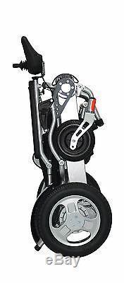 Mobilité En Fauteuil Roulant Électrique Pliant 12 Travel Lite Ez Mobi Cruiser 12 Ah
