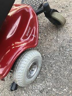 Mobilité Fauteuil Scooter Shoprider Streamer Nouvelles Batteries Pick Up Uniquement