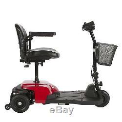 Mobilité Portative Motorisée Handicapée Par Roues De Scooter 3 De Fauteuil Roulant De Puissance Électrique