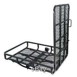 Mobilité Porte-fauteuil Roulant Électrique Scooter Rack Hitch Medical Disability Rampe