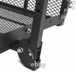 Mobilité Scooter Électrique Fauteuil Roulant Hitch Carrier Handicapé Rack Médical Ramp