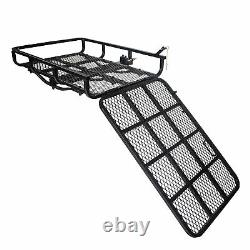 Mobility Electric Scooter Fauteuil Roulant Attelage Transporteur Handicap Medical Rack Ramp