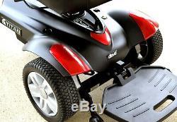 Mobility Scooter Fauteuil Roulant Électrique Titan Par Condition De Menthe Lecteur Fonctionne Très Bien