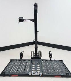 Modèle De Porte-fauteuil Lift N 'go Pour Fauteuils Roulants Ou Scooters
