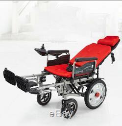 Moteurs Doubles De Scooter Handicapés Par Personnes Âgées Se Pliants Portatifs De Puissance