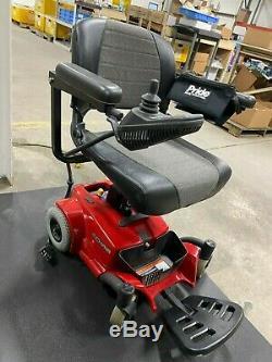 New Pride Mobility Zchair Z Chaise Électrique Fauteuil Roulant Scooter Powerchair 250lb