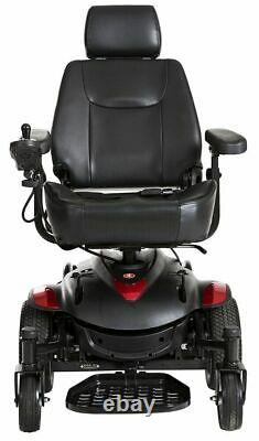 Nouveau Drive Medical Titan Axs Powerchair Electric Mobility Wheelchair 18x18