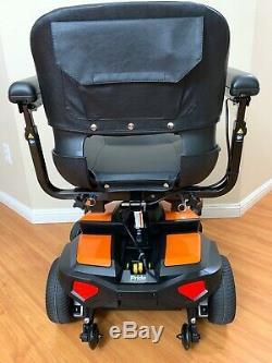 Nouveau Fauteuil Roulant Électrique Chaise Électrique Scooter Électrique Pride Mobility
