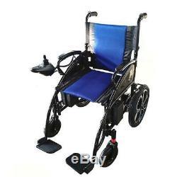 Nouveau Haut De Gamme Bleu Léger Électrique Scooter Électrique Fauteuils Roulants 2019