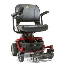 Or Literide Envy Gp-162, Chaise De Mobilité, Scooter, Motorisé, Fauteuil