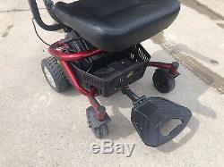 Or Literider Envy Gp-162, Chaise De Mobilité, Scooter, Motorisé, Fauteuil