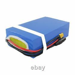 Pack De Batterie Électrique Li-ion Scooter 52v 48v 36v Pour Fauteuil Roulant 750w1500w Ebike