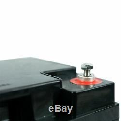 Paire De 50ah Scooter Batteries Mobilité Pour Sunrise Quickie Rumba Powerchair