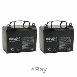 Paire De Scooters Fauteuil Roulant Électrique U1 Batteries 2 Nouveau