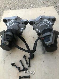 Paire Left & Right Motors & Gearbox Pour Pride Jazzy Select 6 Drvmotr1396/1397