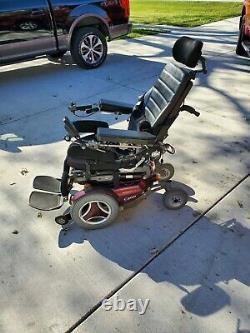 Permobil C300 Power Chair Avec Tilt, Recline & Legs Head, Tail Lights Digital