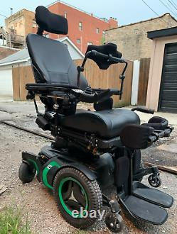 Permobil F5 Fauteuil Roulant Standup