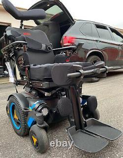 Permobil M3 Corpus Noir 0 Miles Conduit Puissance Fauteuil Roulant Scooter De Mobilité