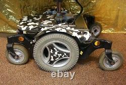 Permobil M300 Power Wheelchair Scooter Tilt, Inclinaison, Power Seat/leg