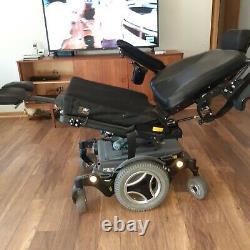 Permobil M300 Power Wheelchair Scooter Tilt, Power Seat & Leg Repose