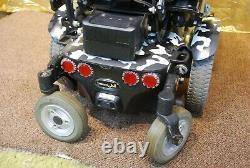 Permobil M300 Scooter Électrique En Fauteuil Roulant Tilt, Inclinable, Siège Électrique/leg