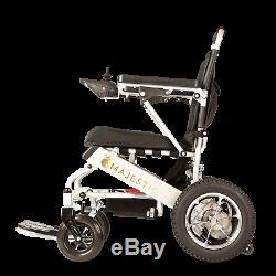 Plier Et Voyage En Fauteuil Roulant Électrique Mobilité Power Medical Fauteuil Roulant Scooter
