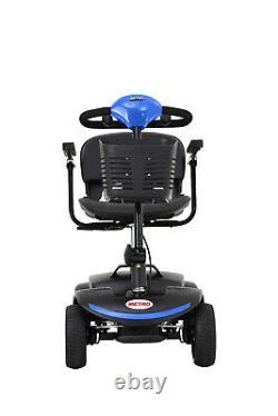 Plier Et Voyager Électrique 4 Roues Mobility Scooter Power Wheel Chaise Légère