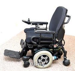 Power Chair Quantum 600, Nouvelles Batteries De 55 A