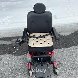 Power Wheelchair Pride Mobility J6 Électrique Motorisé Avec Chargeur Great Cond