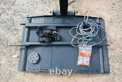 Pride Backpacker 2.0 Electric Wheelchair Scooter Platform Lift 350 Lb Capacité