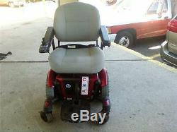 Pride Jazzy 600 Electric Powerchair - Occasion
