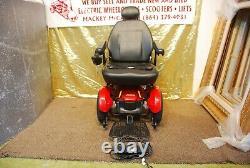 Pride Jazzy Elite Hd Electric Power Scooter 450 Lb Capacité