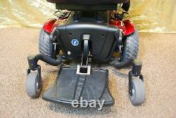Pride Jazzy J6 Electric Power Scooter En Fauteuil Roulant