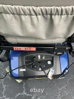 Pride Jazzy Select 14 Mobility Power Chair Fauteuil Roulant Limite De 300 Lb