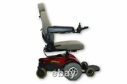 Pride Jazzy Select Power Chair 18x19 Seat Active-trac Technologie