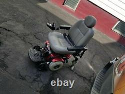 Pride Jet 3 Ultra Power Chair Electric Motorized Wheelchair Scooter Nj Ramasser
