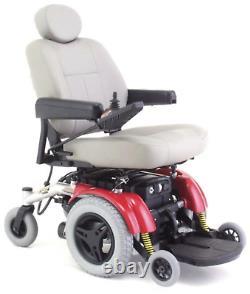 Pride Mobilité Jazzy 1133