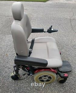 Pride Mobility Chaise Électrique Jazzy 600 XL Scooter Électrique Local De Ramassage