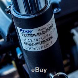 Pride Mobility Chariot Électrique Électrique Travel Go-chair Utilisé + 18 Piles Neuves