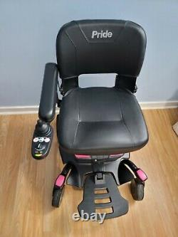 Pride Mobility Go-chair Travel Electric Powerchair