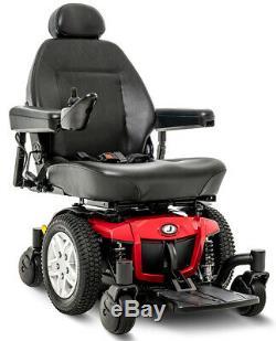 Pride Mobility Jazzy 600 Es MID 6 Wheel Electric Power Chaise Fauteuil Roulant Nouveau