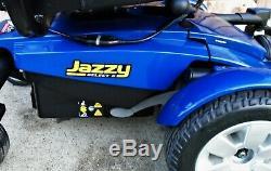 Pride Mobility Jazzy Select 6 Electric Power Roulant Nouveau Mais Nouveau Utilisé Batter